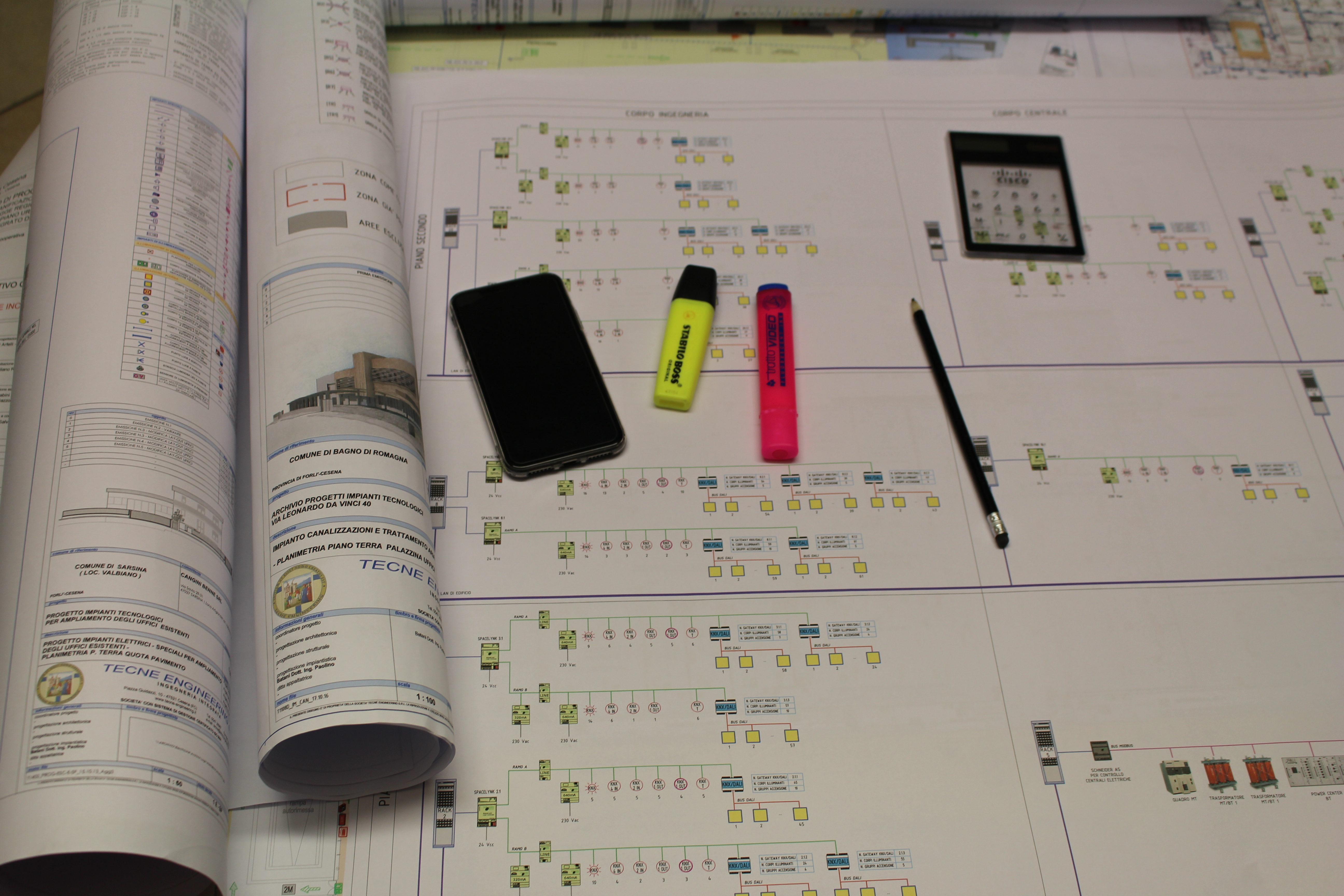 Building Management System-tecne-engineering